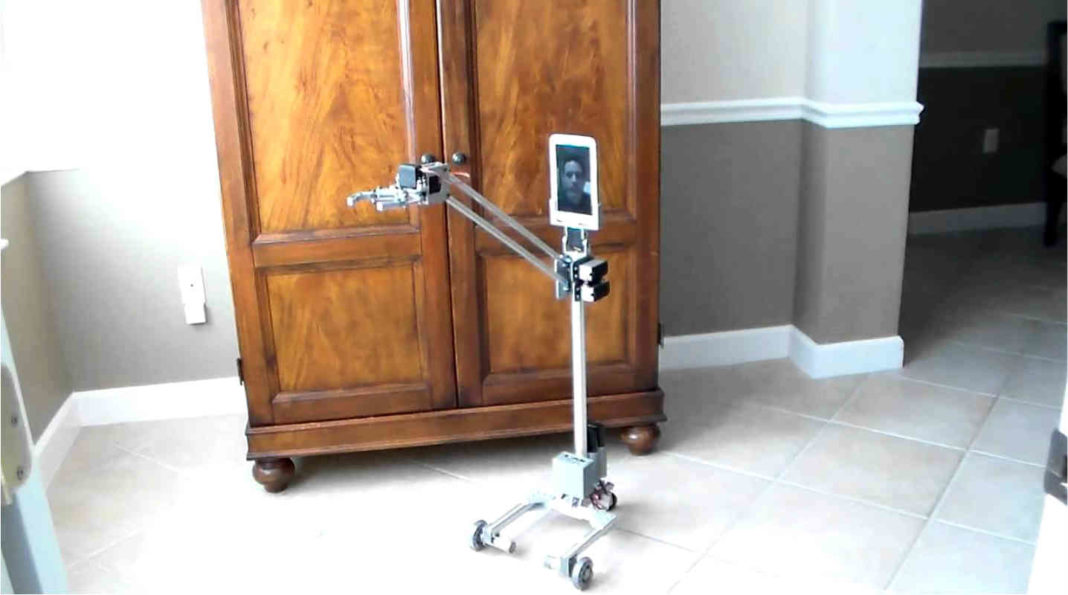 a-telepresence-robot-with-a-gripping-arm-origibot-is-a-dream-come-true