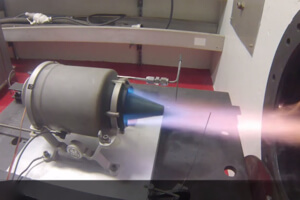 GE recently engineers recently designed, 3D printed, and fired up this simple jet engine.