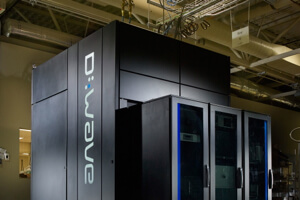 D-Wave says it has created the first scalable quantum computer. (D-Wave)