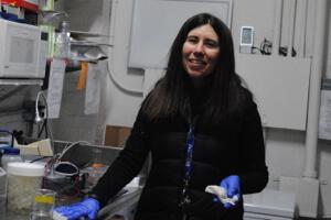 Dr. Ellen Jorgensen.