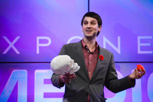 Steven Keating, Doctor Candidate and Research, MIT Media Lab