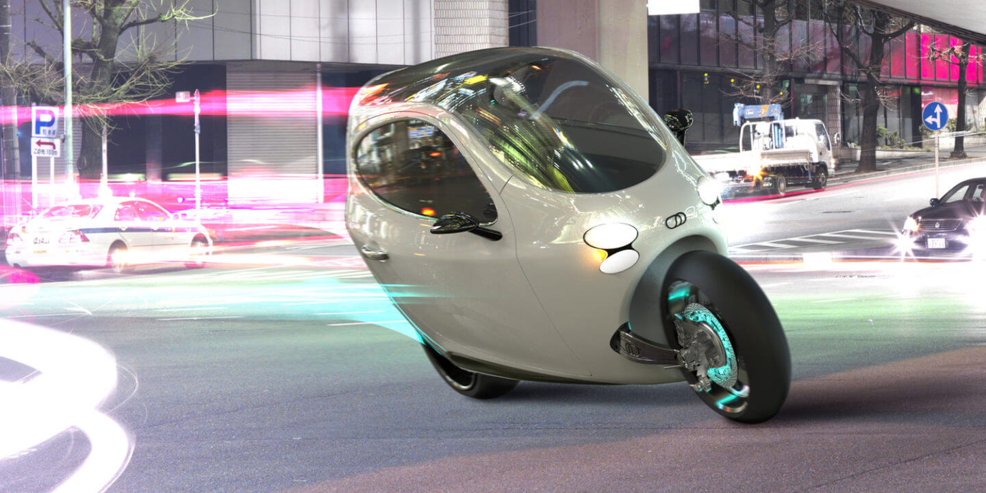 Future Urban Cars Will Be Simple Self Driving And Super