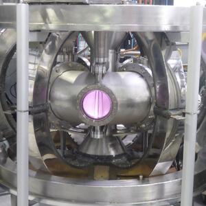 Tokamak Energy's more compact tokamak fusion reactor. Image Credit: Tokamak Energy.