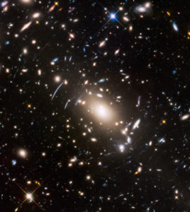NASA's Hubble Space Telescope peering deeper into the universe than ever before. Image credit: NASA