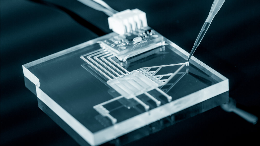 This One-Cent Lab-on-a-Chip Can Diagnose Cancer and Infections