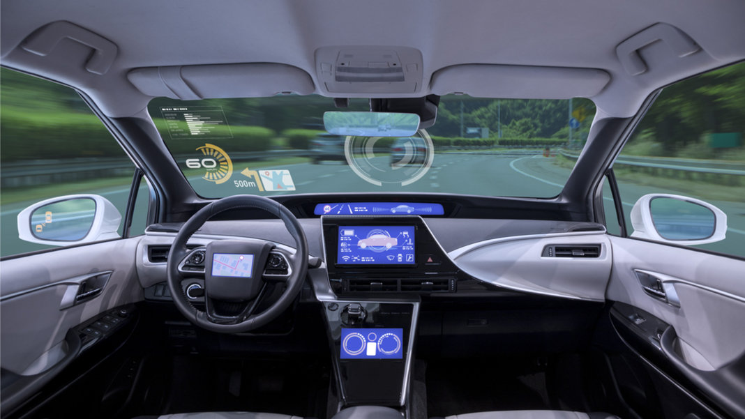 Robot Cars Can Teach Themselves How to Drive in Virtual Worlds
