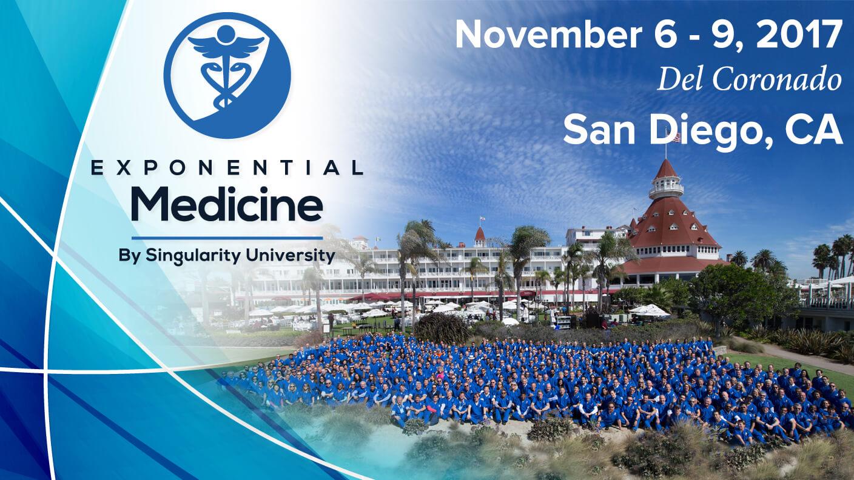 Singularity-University-XMED-Exponential-Medicine-2017-San-Diego