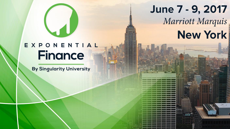 Singularity-University-XFin-Exponential-Finance-2017-New-York