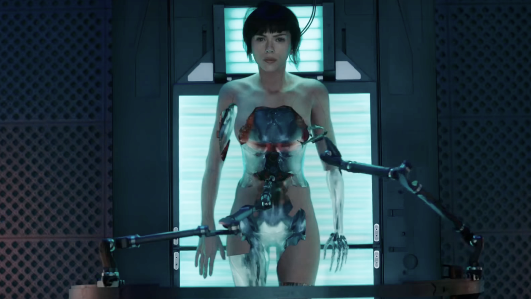 Ghost In The Shell Cyborg