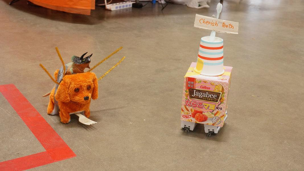 Hebocon-robots