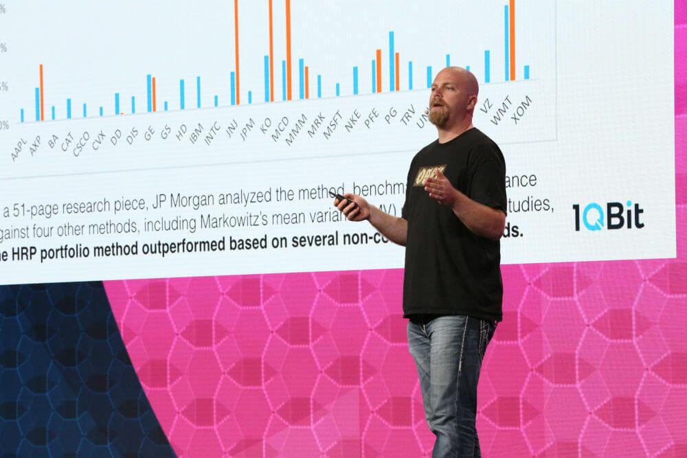 Andrew-Fursman-speaking-Singularity-University-Exponential-Finance-Summit-quantum-computing
