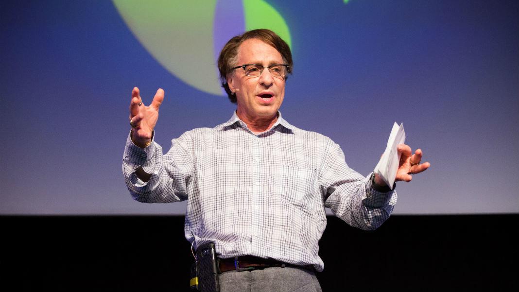Ray-Kurzweil-speaking-Singularity-University