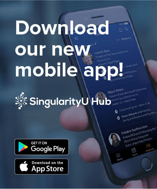 News and Insights from Singularity University