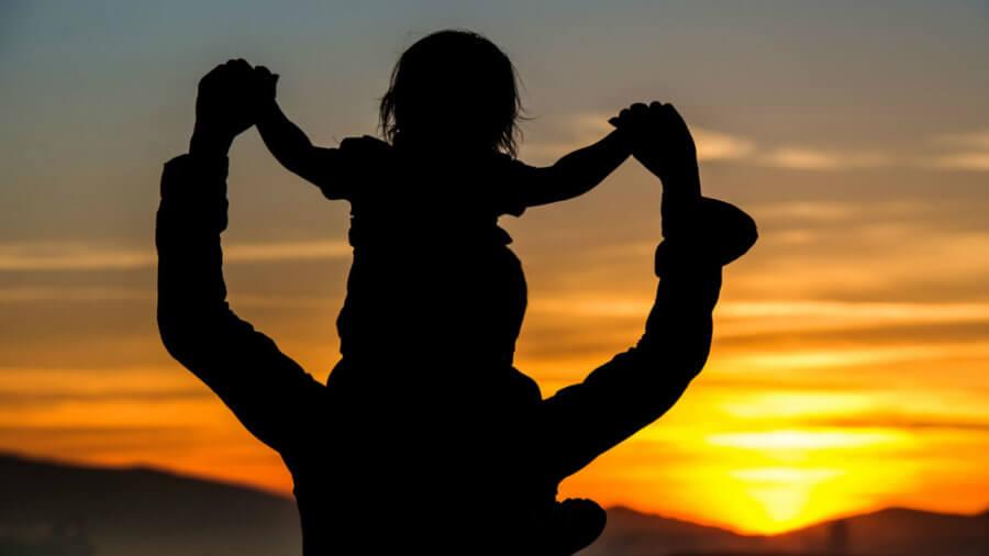 watching-sunset-silhouette-designer-children-CRISPR-DNA-genetic-editing-043223796