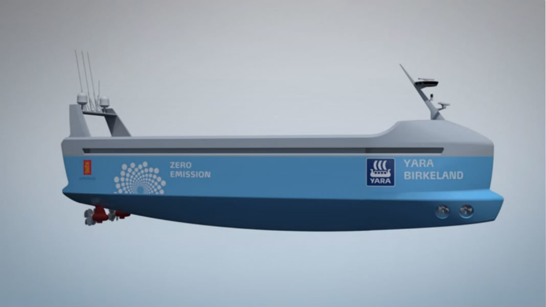 worlds-first-autonomous-ship-Yara-Birkeland