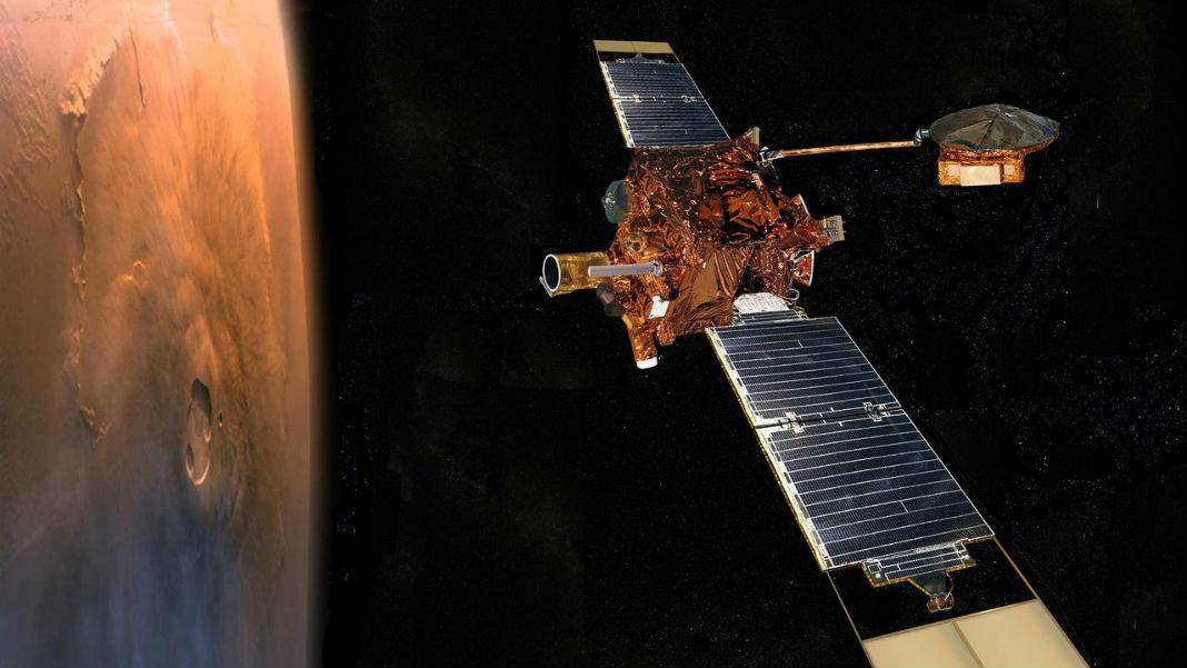 Mars-2030-satellite-orbiting