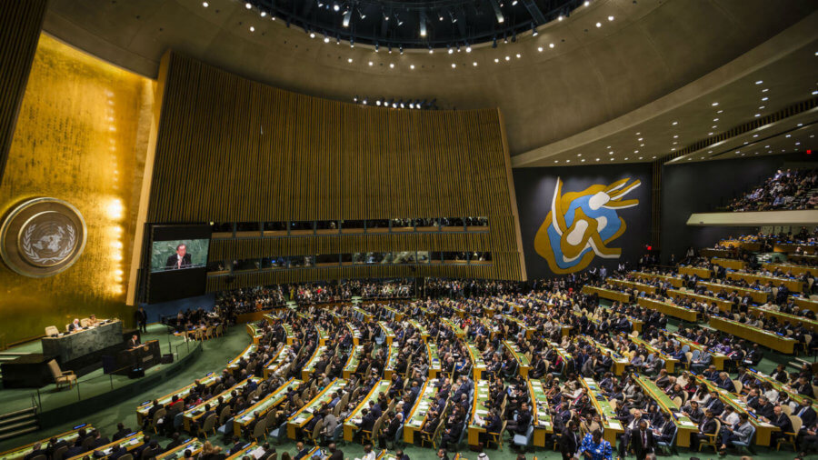 blockchain-united-nations-general-assembly