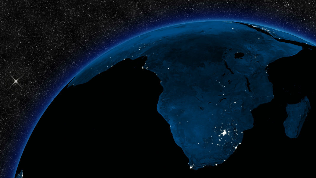 satellite-aerial-image-Africa-Earth-night-lights