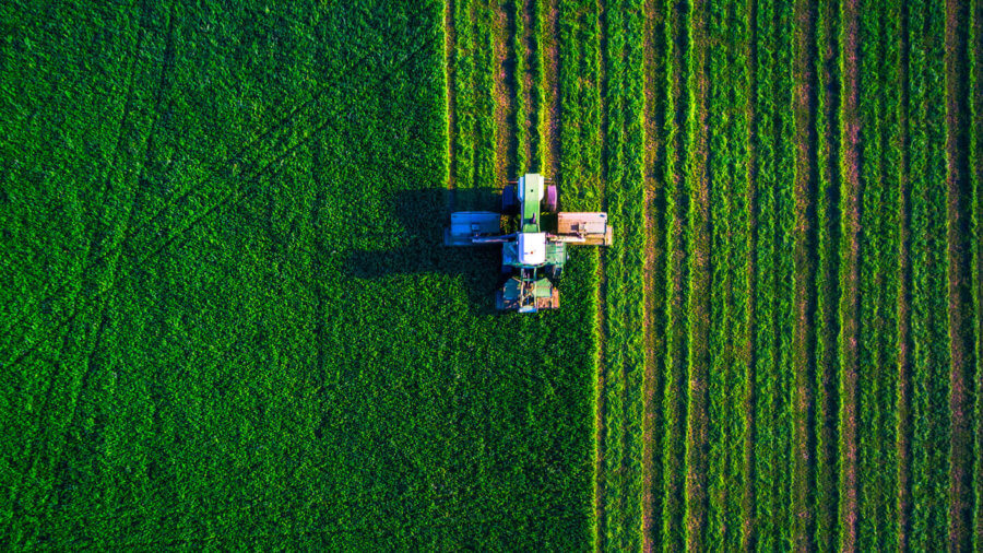 The Farms of the Future Will Be Automated From Seed to Harvest