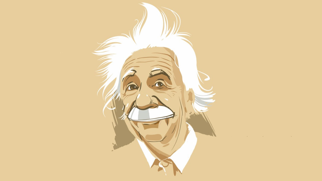 albert-einstein-face-drawing-illustration