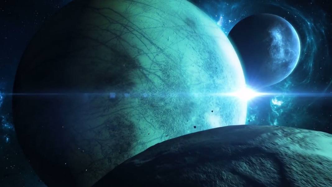 exoplanets-in-space-earth-like-exoplanet