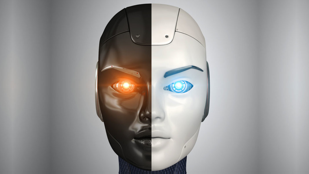 regulating-artificial-intelligence-robots-head-close-up-3d-ai-illustration