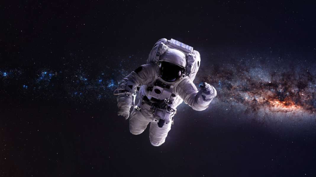 humans-colonize-outer-space-astronaut-floating-stars