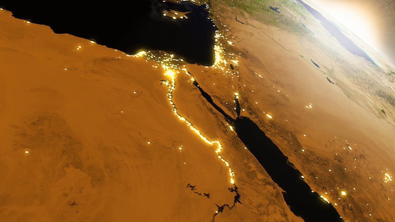 The Tantalizing Dream Of Blanketing The Sahara In Solar Panels