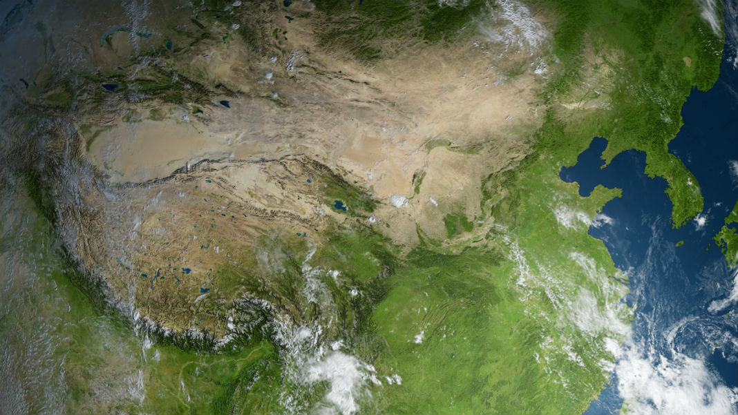 china-artificial-rain-earth-globe-satellite-view-china-koreas