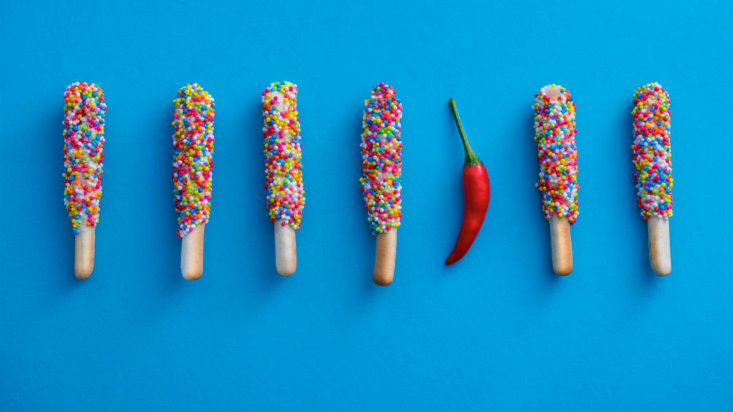 leader-to-though-leader-stand-out-biscuit-stick-coated-rainbow-chilli
