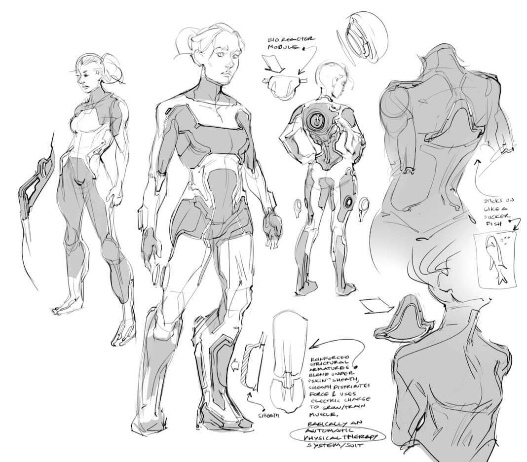 sci-fi-di-sketch
