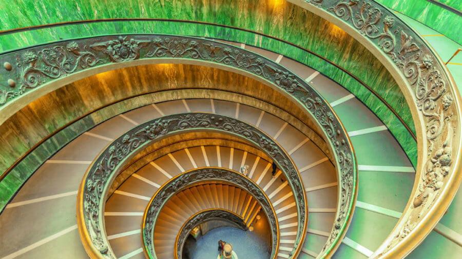 tech-progress-vatican-city-spiral-staircase
