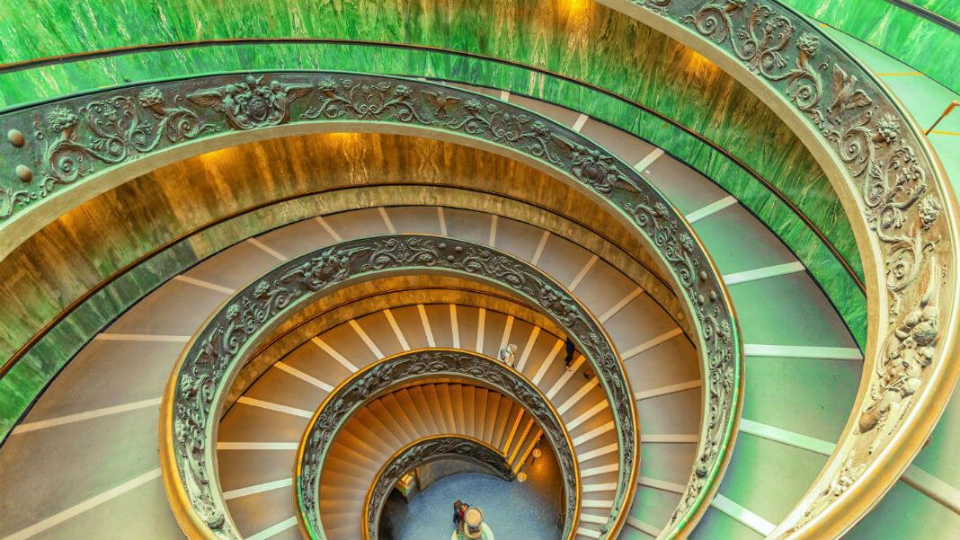 tech-progress-vatican-city-spiral-staircase-699808681