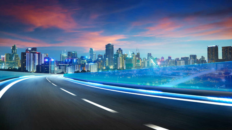 The Smart Road Tech That's Making Driving Faster, Safer, And Just Better