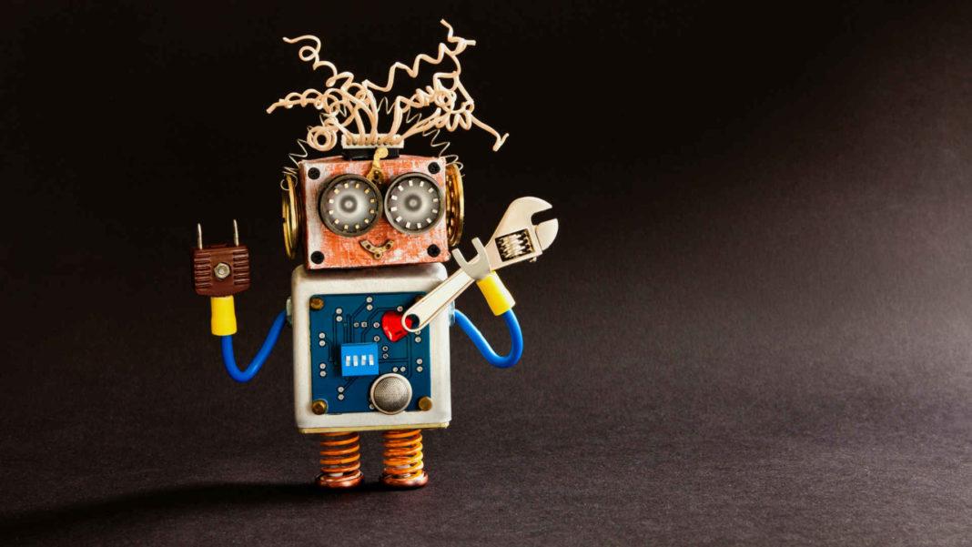 serviceman robot ready