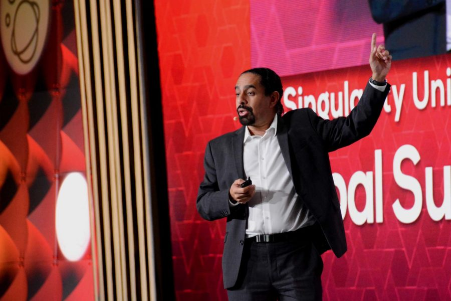 Ramez Naam Singularity University Global Summit 2018