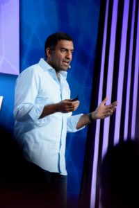 Raj Kapoor at Singularity University Global Summit 2018
