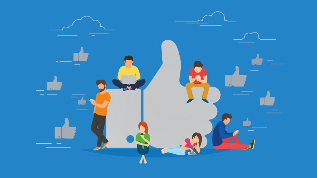 De gebruiker centraal met social media