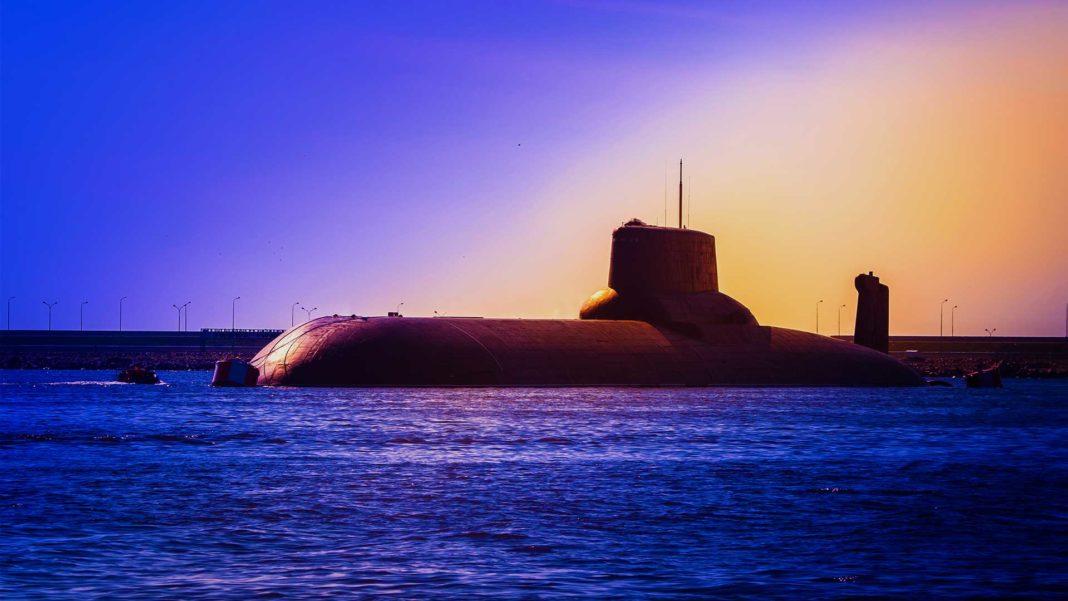 nuclear submarine ballistic missiles