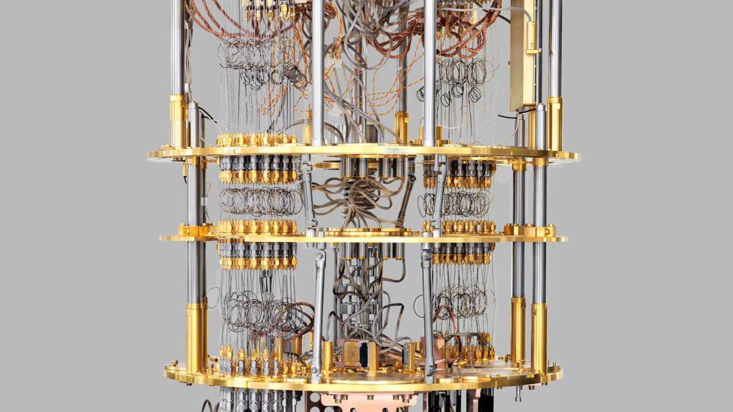 Rigetti quantum hardware