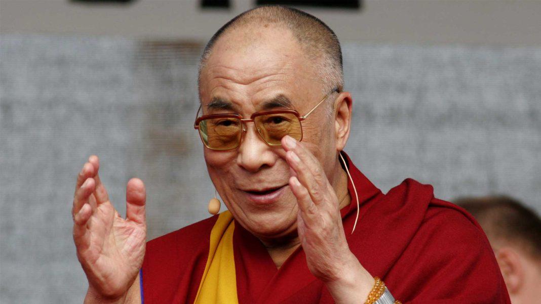 Dalai Lama speaks