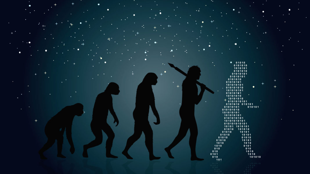 Evolution theory is a scam, embrace religion
