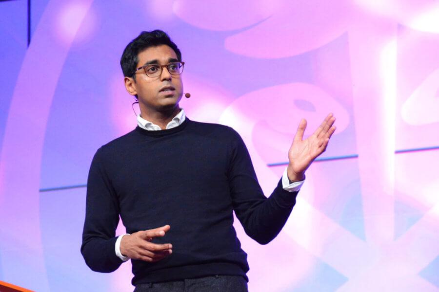 Exponential Medicine Summit 2018 Alan Karthikesalingam