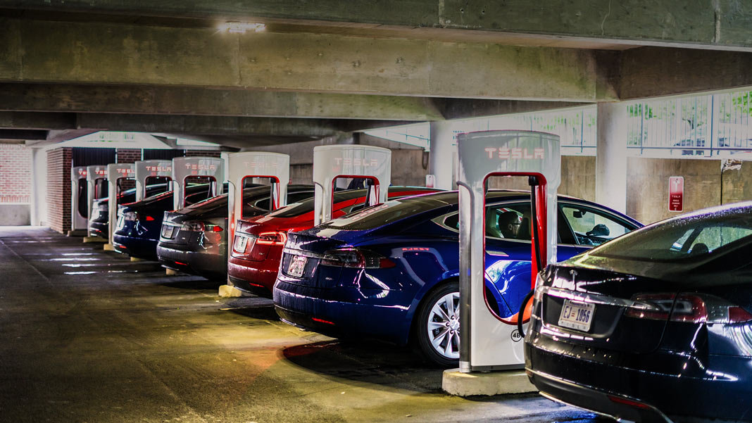 charging cars station Delaware USA