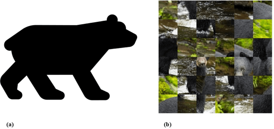 bear figure machine algorithm classification