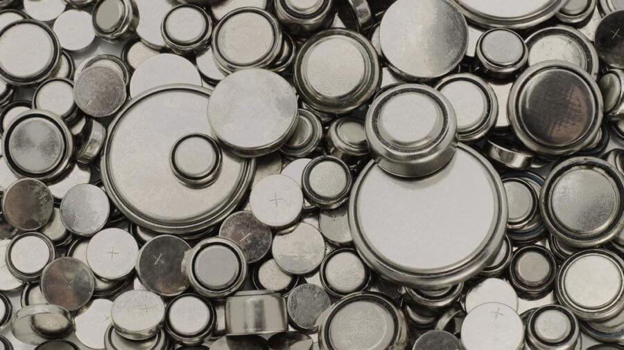 lithium batteries various sizes