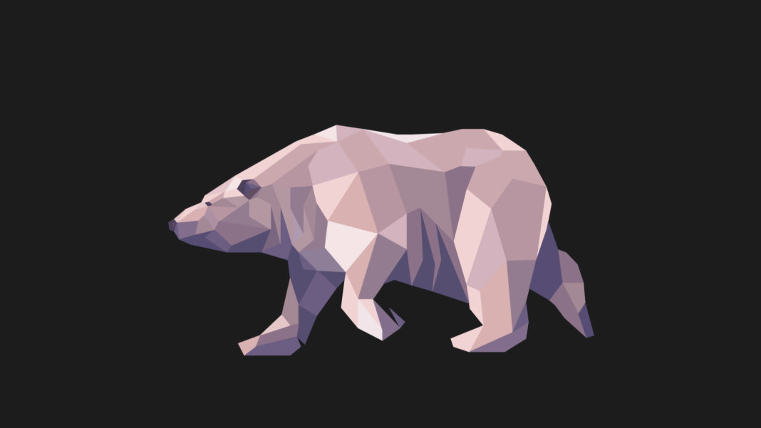 polar bear polygon