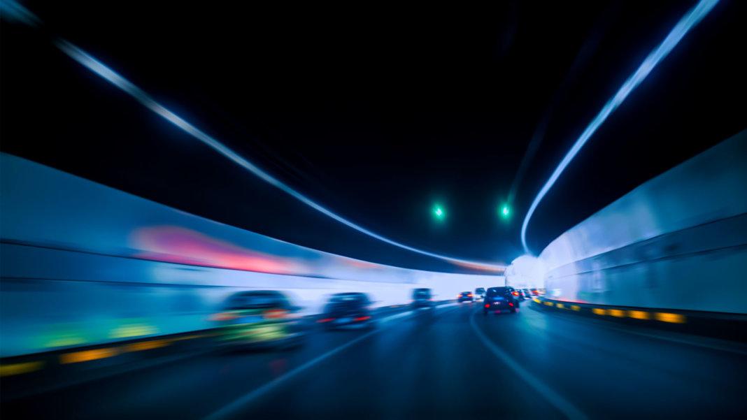 autonomous self driving cars in tunnel future