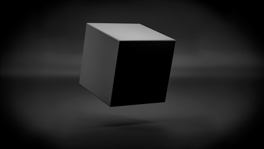 3D black box levitating Artificial Intelligence
