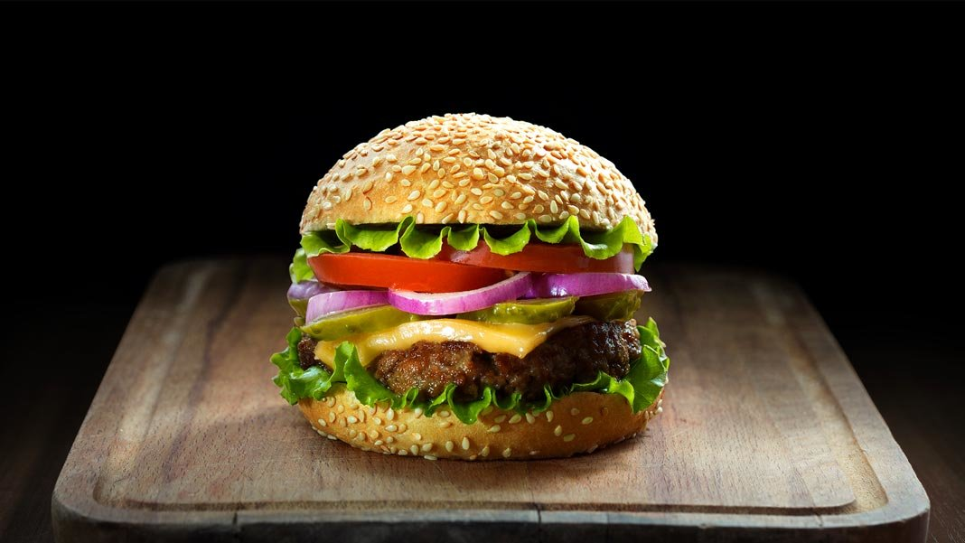 delicious tasty burger biotechnology future of food